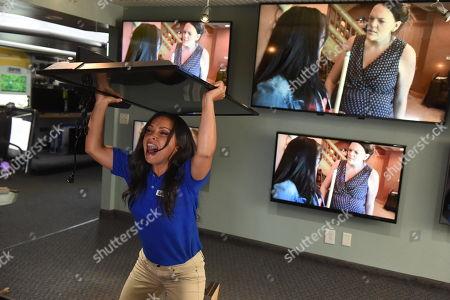 "Editorial image of ""Deidra & Laney Rob a Train"" Film - 2017"