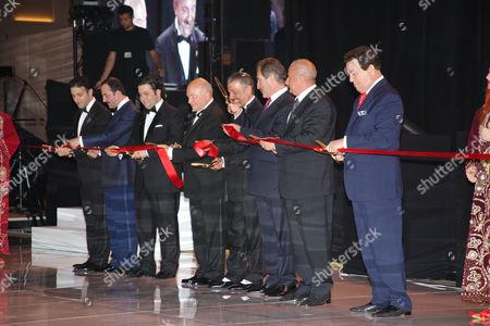 Editorial picture of Mardan Palace Launch Gala Dinner, Antalya, Turkey - 23 May 2009