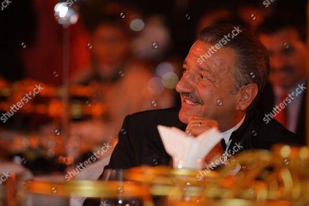 Editorial photo of Mardan Palace Launch Gala Dinner, Antalya, Turkey - 23 May 2009