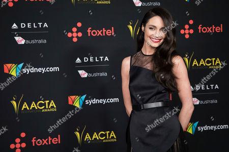 Editorial photo of 7th Annual AACTA International Awards - 05 Jan 2018