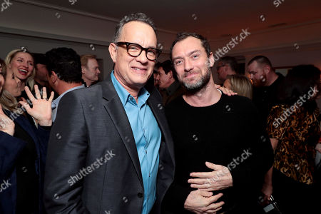 Tom Hanks, Jude Law