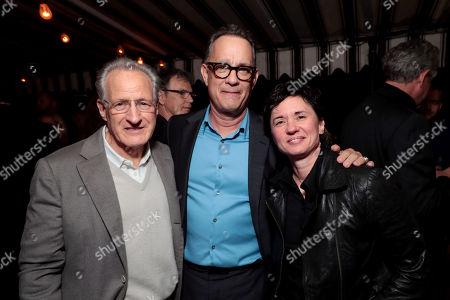Stock Photo of Michael Mann, Tom Hanks, Kimberly Peirce