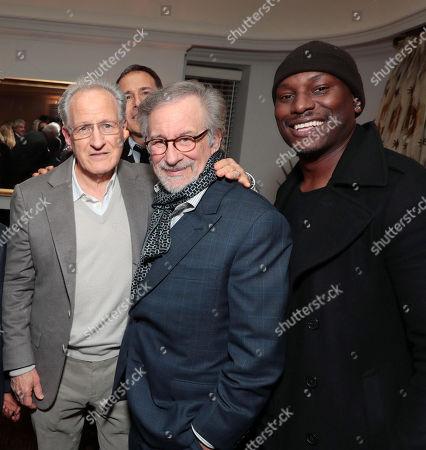 Michael Mann, David O Russell, Steven Spielberg, Director/Producer, Tyrese Gibson