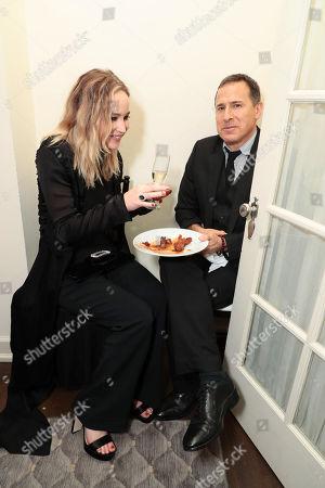 Jennifer Lawrence, David O Russell