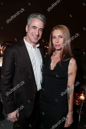 Editorial picture of 'The Post' film reception hosted by David O. Russell and Colleen Camp, Los Angeles, CA, USA - 05 Jan 2017