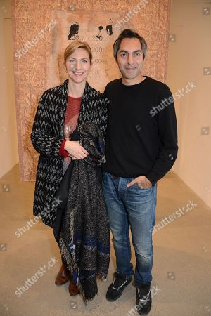 Stock Picture of Guest & Shezad Dawood