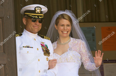 Captain Robert Christian Rondvested and daughter Kelly Rondestvedt