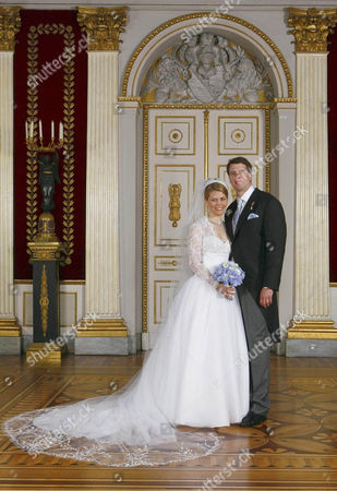 Kelly Rondestvedt and Prince Hubertus of Saxe-Coburg and Gotha