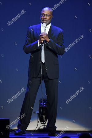 Stock Picture of Mario Joyner