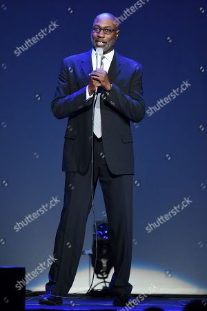 Editorial photo of Mario Joyner in concert at the Seminole Hard Rock Hotel and Casino, Hollywood, USA - 05 Jan 2018
