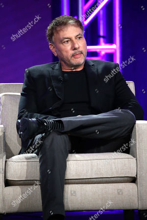 Gary Levine, President of Programing for Showtime Networks Inc., speaks at Showtime TCA Winter Press Tour 2018
