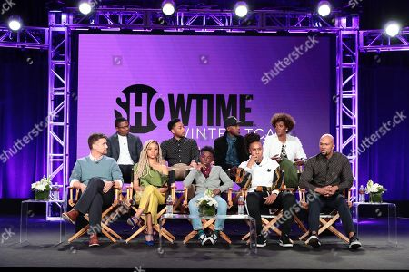 Editorial photo of Showtime TCA Winter Press Tour 2018 at the The Langham Huntington, Pasadena, Los Angeles, CA, USA - 6 Jan 2018