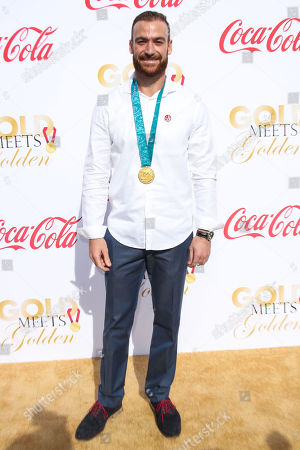 Editorial picture of 5th Annual Gold Meets Golden, Los Angeles, USA - 06 Jan 2018