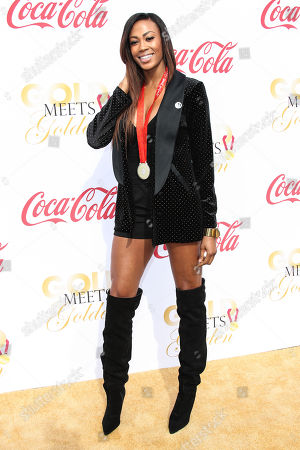 Stock Picture of Sanya Richards Ross