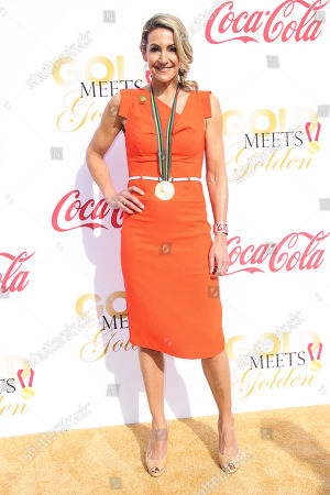 Editorial photo of 5th Annual Gold Meets Golden, Los Angeles, USA - 06 Jan 2018