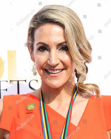 Stock Photo of Summer Sanders