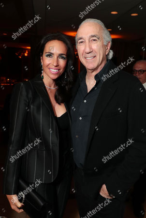 Nadine Barber and Gary Barber, Chairman and CEO of MGM