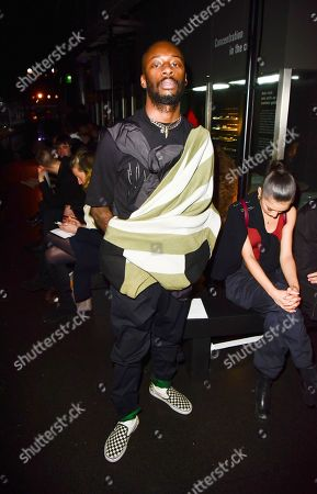 GoldLink in the Front Row