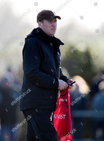 Wexford vs Dublin. Wexford's manager Paul McLoughlin