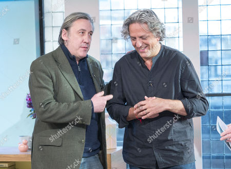 Editorial picture of 'Sunday Brunch' TV show, London, UK - 07 Jan 2018