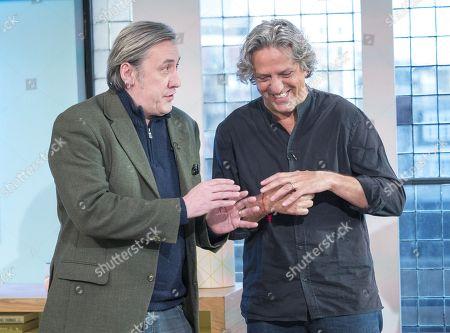 Editorial photo of 'Sunday Brunch' TV show, London, UK - 07 Jan 2018