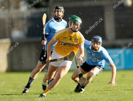 Editorial image of Bord na Mona Walsh Cup, Parnell Park, Dublin  - 07 Jan 2018