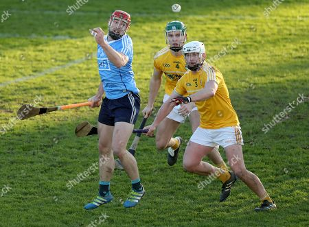 Editorial picture of Bord na Mona Walsh Cup, Parnell Park, Dublin  - 07 Jan 2018