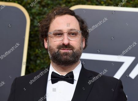 Editorial picture of 75th Annual Golden Globe Awards - Arrivals, Beverly Hills, USA - 07 Jan 2018