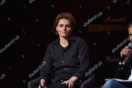 Stock Photo of Caroline Fourest