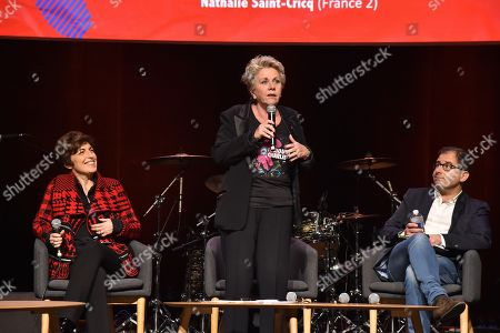 Francoise Laborde, Ruth Elkrief