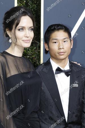Angelina Jolie, Pax Thien Jolie-Pitt