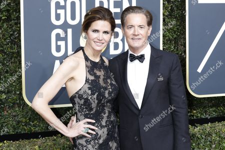 Editorial photo of 75th Golden Globe Awards at the Beverly Hilton Hotel, Beverly Hills, USA - 07 Jan 2018