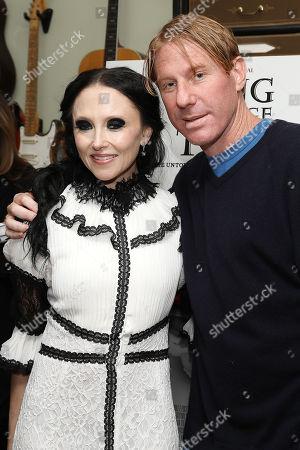 Stacey Bendet and Eric Eisner (Producer)