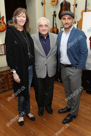 Jane Rosenthal, Martin Scorsese and Amir Bar-Lev (Director)