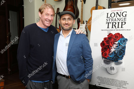 Eric Eisner (Producer) and Amir Bar-Lev (Director)