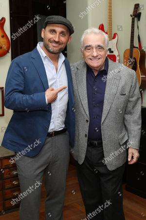 Amir Bar-Lev (Director) and Martin Scorsese