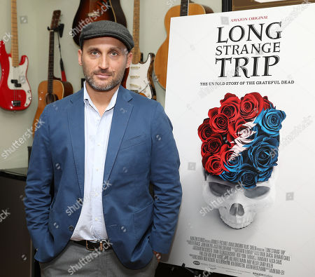 """Editorial picture of Reception Celebrating a Special New York Screening of """"LONG STRANGE TRIP"""" Hosted by Martin Scorsese and Jane Rosenthal, USA - 07 Jan 2018"""