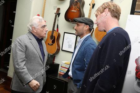 Martin Scorsese, Amir Bar-Lev (Director) and Eric Eisner