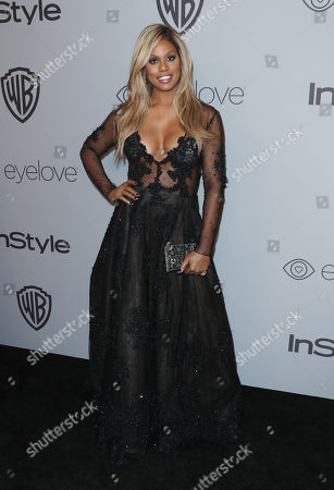 Editorial image of InStyle and Warner Bros Golden Globes After Party, Arrivals, Los Angeles, USA - 07 Jan 2018