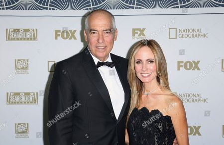 Gary Newman, Dana Walden. Chairmen and CEOs of Fox Television Group Gary Newman, left, and Dana Walden arrive at the FOX Golden Globes afterparty at the Beverly Hilton Hotel, in Beverly Hills, Calif