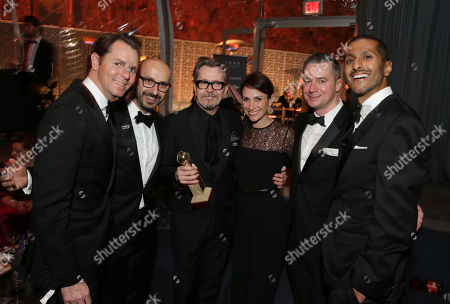 Editorial photo of Focus Features - 75th Golden Globes Awards After-Party at The Beverly Hilton, Beverly Hills, CA, USA - 07 Jan 2018