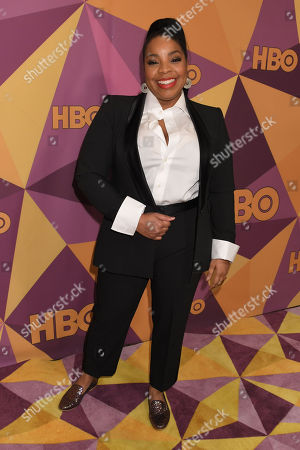 Editorial image of HBO Golden Globes After Party, Arrivals, Los Angeles, USA - 07 Jan 2018