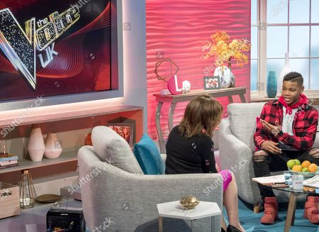 Lorraine TV show Stock Photos (Exclusive)   Shutterstock