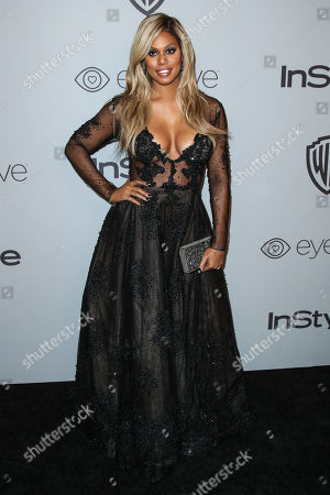 Editorial photo of InStyle and Warner Bros Golden Globes After Party, Arrivals, Los Angeles, USA - 07 Jan 2018