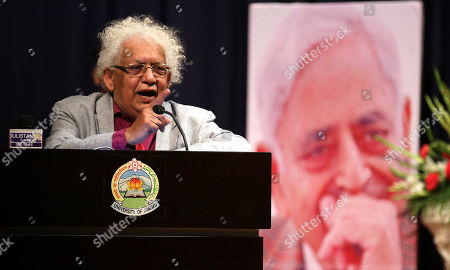 Stock Photo of Lord Meghnad Desai