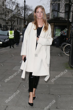Stock Photo of Millie Mackintosh at 180 Strand, Men's Fashion Week