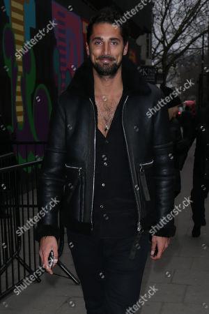 Hugo Taylor at 180 Strand, Men's Fashion Week