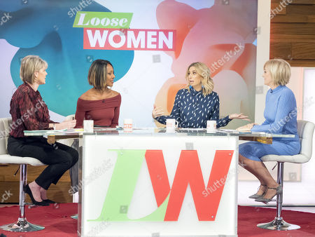 Ruth Langsford, Kelli Young, Stacey Solomon and Jane Moore