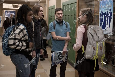 "Editorial photo of ""Atypical"" (Season 1) TV Series - 2017"