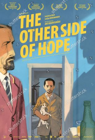 The Other Side of Hope (2017) Poster Art